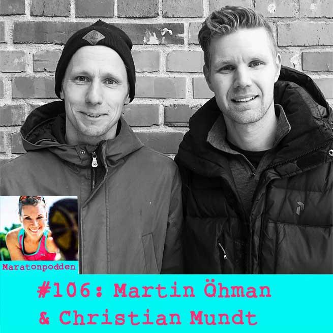 Martin Öhman & Christian Mundt